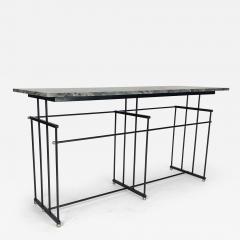 Bourgeois Boheme Atelier Plaissance Table Crystalized Marble Top - 1121392