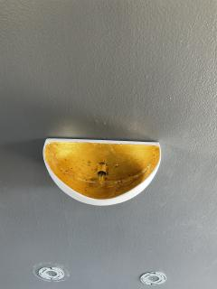Bourgeois Boheme Atelier St Germain Sconce Gold Leaf Interior - 2108466