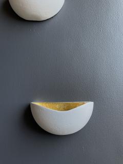 Bourgeois Boheme Atelier St Germain Sconce Gold Leaf Interior - 2108467