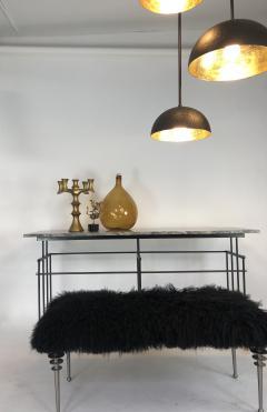 Bourgeois Boheme Atelier St Germain Trio Matte Black Plaster of Paris - 1927245