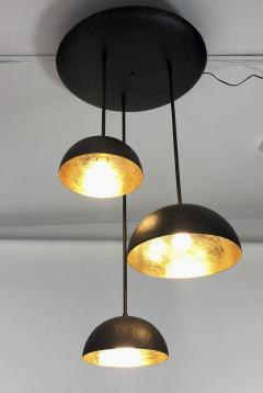 Bourgeois Boheme Atelier St Germain Trio Matte Black Plaster of Paris - 1927248