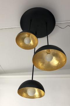 Bourgeois Boheme Atelier St Germain Trio Matte Black Plaster of Paris - 1927251