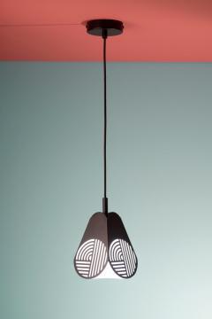 Bower Studio Ensemble of Notic Pendant Lamps by Bower Studio - 1348419