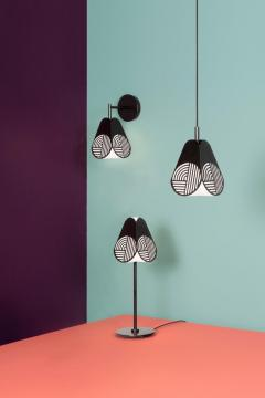 Bower Studio Ensemble of Notic Pendant Lamps by Bower Studio - 1348420