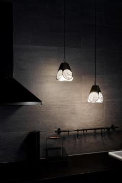 Bower Studio Ensemble of Notic Pendant Lamps by Bower Studio - 1348422