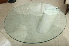 Brueton Marble and Glass Low Table - 392096