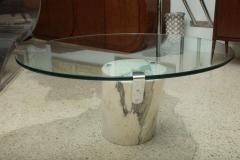 Brueton Marble and Glass Low Table - 392100