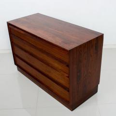 Bruksbo Torbj rn Afdal Scandinavian Rosewood Dresser by BRUSKBO Modell Norway - 1464544
