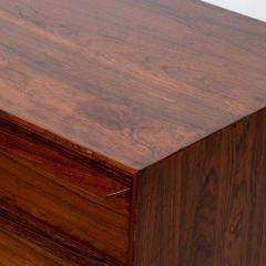 Bruksbo Torbj rn Afdal Scandinavian Rosewood Dresser by BRUSKBO Modell Norway - 1464545