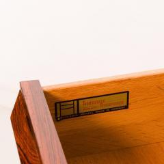 Bruksbo Torbj rn Afdal Scandinavian Rosewood Dresser by BRUSKBO Modell Norway - 1464548
