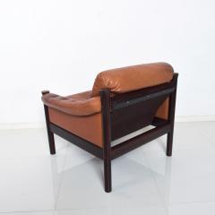 Bruksbo Torbj rn Afdal for Bruksbo Danish Leather Padded Arm Chair Lounge - 1436177