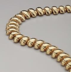 Bvlgari Bulgari Bulgari 18kt Yellow Gold Necklace - 1519495