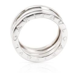 Bvlgari Bulgari Bulgari B Zero One Ring in 18K White Gold - 1287419