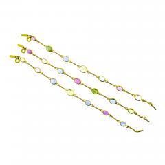 Bvlgari Bulgari Bulgari multi color sapphire bracelets and necklace - 1140635