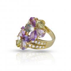Bvlgari Bulgari Bulgari sapphire diamond ring - 1983007