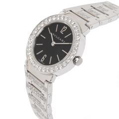 Bvlgari Bulgari Bvlgari BBW26BGDGD Womens Diamond Watch in 18kt White Gold 2 12 CTW - 1653825
