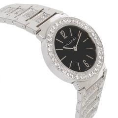 Bvlgari Bulgari Bvlgari BBW26BGDGD Womens Diamond Watch in 18kt White Gold 2 12 CTW - 1653826