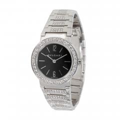 Bvlgari Bulgari Bvlgari BBW26BGDGD Womens Diamond Watch in 18kt White Gold 2 12 CTW - 1656008