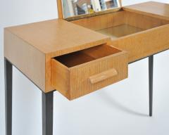 COMTE Comte Interpretation of a Jean Michel Frank Vanity Desk - 676286