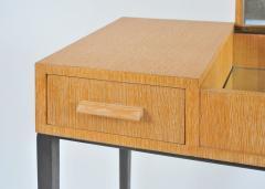 COMTE Comte Interpretation of a Jean Michel Frank Vanity Desk - 676287