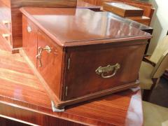 Calderoni Complete Silver Set in Wooden Chest by Calderoni Fratelli - 1334067