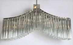 Camer Glass Murano 1970s Italian Glass Chandelier by Camer - 452237