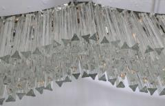 Camer Glass Murano 1970s Italian Glass Chandelier by Camer - 452238