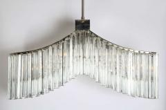 Camer Glass Murano 1970s Italian Glass Chandelier by Camer - 452239