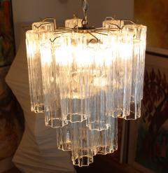 Camer Glass Murano Tronchi Chandelier Attributed to Camer Glass - 142721