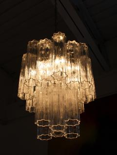 Camer Glass Murano Tronchi Chandelier Attributed to Camer Glass - 142724
