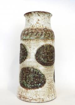 Cardelle French Ceramic Vase from Vallauris France Signed Cardelle Vallauris - 1109927