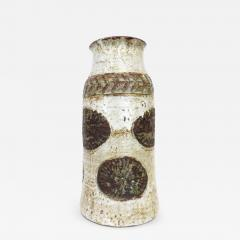 Cardelle French Ceramic Vase from Vallauris France Signed Cardelle Vallauris - 1109974