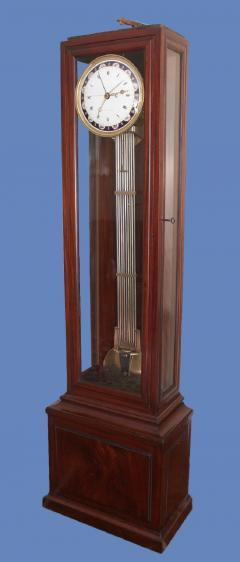 Cardinaux Paris French Floor Standing 30 day Regulator with Equation of Time and Coteau Dial - 1184055