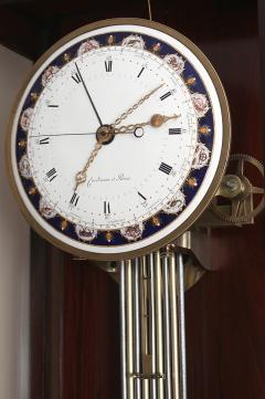 Cardinaux Paris French Floor Standing 30 day Regulator with Equation of Time and Coteau Dial - 1184059