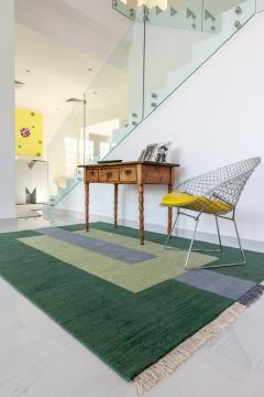 Carpets CC Plain Green - 1571720