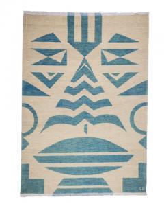 Carpets CC Tribal Blue - 1571790