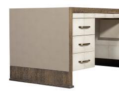 Carrocel Interiors Custom Modern Executive Desk - 1835664