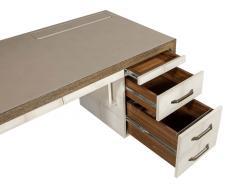 Carrocel Interiors Custom Modern Executive Desk - 1835665