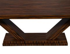 Carrocel Interiors Custom Modern Macassar Dining Table by Carrocel - 1739945