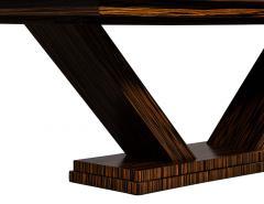 Carrocel Interiors Custom Modern Macassar Dining Table by Carrocel - 1739949