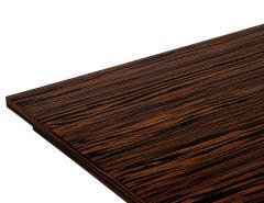 Carrocel Interiors Custom Modern Macassar Dining Table by Carrocel - 1739954