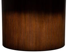Carrocel Interiors Custom Sunburst Modern Round Dining Table - 1739313