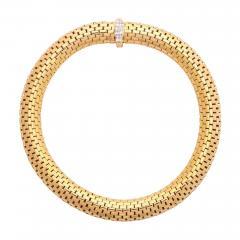 Cartier 18K Gold Diamond Necklace by Cartier - 188554
