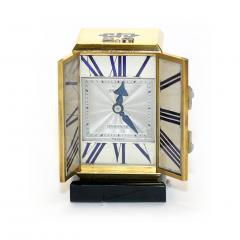 Cartier ART DECO ALTAR TRYPTIQUE DESK CLOCK CARTIER CIRCA 1928 - 2051916