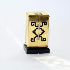 Cartier ART DECO ALTAR TRYPTIQUE DESK CLOCK CARTIER CIRCA 1928 - 2051921