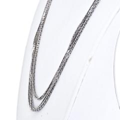 Cartier CARTIER 18K TWO TONE TWO TONE GOLD SINGLE STRING CHAIN NECKLACE - 2029514