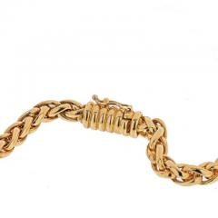 Cartier CARTIER 18K YELLOW GOLD 36 INCHES FRENCH LINK NECKLACE - 1963006