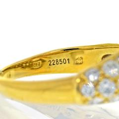 Cartier CARTIER 18K YELLOW GOLD DEUX TETES CROISEES RING - 2029509