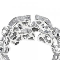 Cartier CARTIER 5 CARAT DIAMOND LEAF RING 18K WHITE GOLD - 2086699