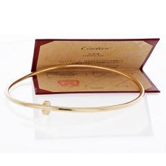 Cartier CARTIER JUSTE UN CLOU 18K YELLOW GOLD 33CM NECKLACE - 1786148